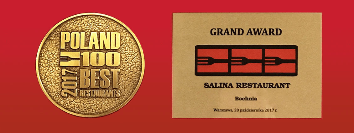 Finał VII edycji POLAND 100 BEST RESTAURANTS 2017
